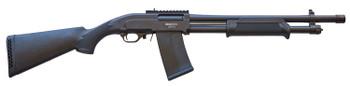 "SDS Cvt12 12Ga Pump 19"" 5RD BLK CVT12"