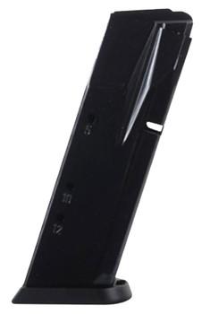Czusa 11187 P-07  40 S&W 12 Round Polymer Black FI