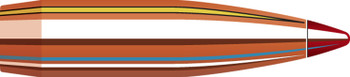 Hornady Bullets 6MM .243 90Gr. Eld-X 100Ct 2441