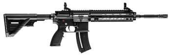 """HK Hk416 RFL 22Lr 16.1"""" 20Rd BLK 81000401"""