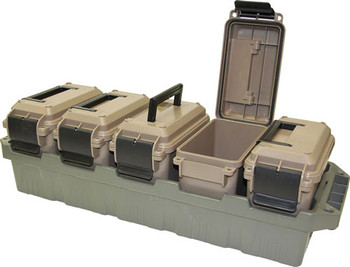 MTM 5 CAN MINI AMMO WITH CRATE