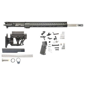 Luth-Ar AR Rifle KIT Bull 20 W/ ADJ Stock RKB203