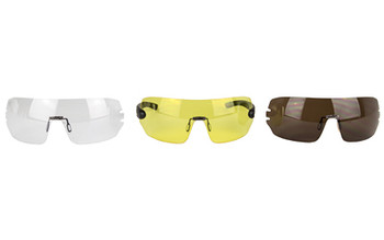Wiley X Detection 3 Lens Pack Matte 1203
