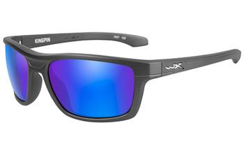 Wiley X Kingpin Blue Mirror/Graphite ACKN09