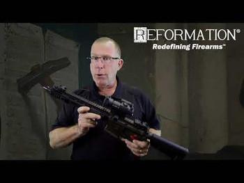 Franklin Armory REFORMATION LIBERTAS SBN NRS Firearm - OD Green