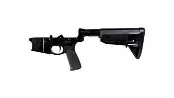 PWS MK2 Mod 1-P Lower Receiver - Black