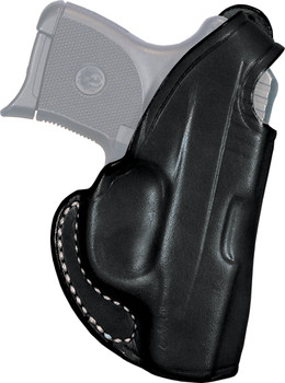 Desantis Maverick Holster RH OWB Leather Ruger LCP