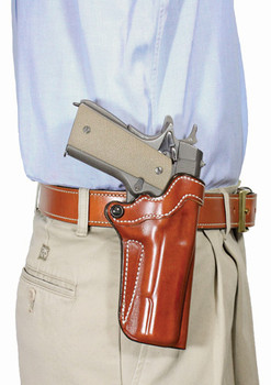 Desantis TOP COP 2.0 Holster RH Paddleleather SIG