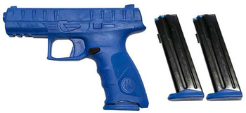 Beretta Blue GUN Training Tool APX W/2 Magazines