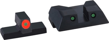 BERETTA SIGHT KIT SPARTAN NIGHT SIGHTS FOR APX 3-DOT