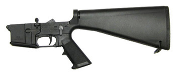CMMG AR-15 COMPLETE LOWER RECEIVER FIXED STOCK-