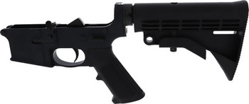 Anderson Complete Ar-15 Lower Receiver Black Close