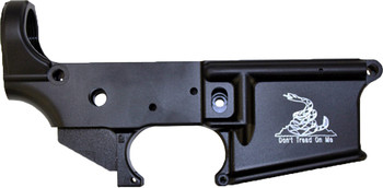 Anderson Lower Ar-15 Stripped Receiver Dont Tread