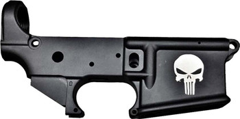 Anderson Lower Ar-15 Stripped Receiver Punisher