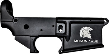 Anderson Lower Ar-15 Stripped Receiver Molon Labe