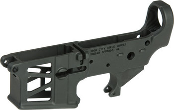 Iron City Rifle Works City Ar15 Lower Receiver SKE
