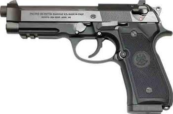 "BERETTA BERETTA 92A1 9MM 4.9"" FS 17-SHOT BLUED MATTE BLACK POLY"