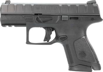 "BERETTA BERETTA APX COMPACT 9MM 3.7"" FS 13-SHOT BLACK POLYMER"