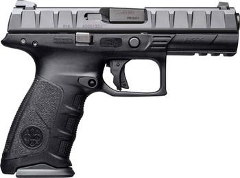 BERETTA BERETTA APX 9MM LUGER FS 17-SHOT BLACK POLYMER
