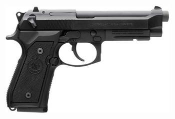 """BERETTA BERETTA M9A1 9MM 4.9"""" FS 15-SH W/RAIL BLACK MATTE POLY"""