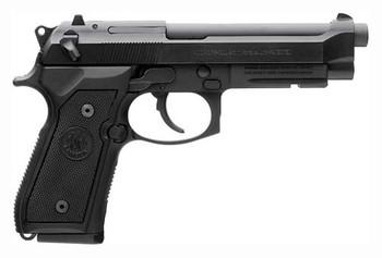 """BERETTA BERETTA M9A1 9MM 4.9"""" FS 10-SH W/RAIL BLACK MATTE POLY"""