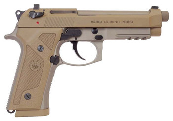 BERETTA BERETTA M9A3 FS 9MM NS 17-SHOT TAN US MFG