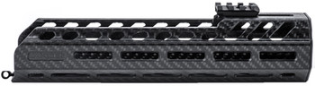 "Lancer Handguard SIG MCX 12"" M-Lok Carbon Fiber"