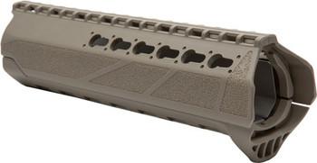 Bravo Company Rail Pkmr Mid-Length Keymod FDE Poly