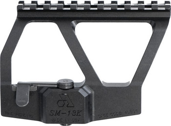 "ARSENAL INC SCOPE MOUNT SM-13K 5"" PICATINNY RAIL AKS-74 BLACK"