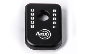 Apex J-Plate Base PAD FOR GLK Pmags 102135