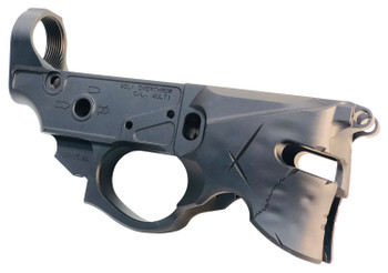 Sharps Gen2 Overthrow Billet LWR BLK SBLR07