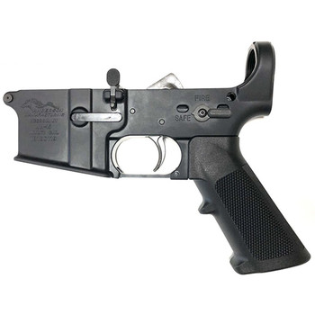 Anderson Lower Receiver W/ LPK & Safety Inst