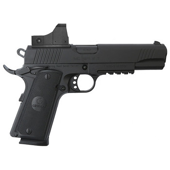 Girsan   Mc1911s 45Acp 5 Govt BLK Optics 390061