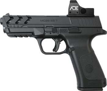 Girsan Mc28sa 9MM Adj. SGT W/Optic 15-Shot Black P