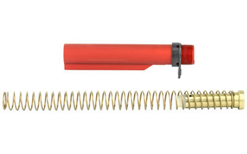 LBE AR Milspec Buffer Tube KIT RED MILBUFKT-RED