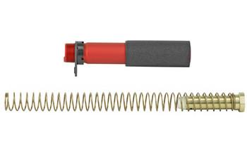 LBE AR Pistol Buffer Tube KIT RED PBUFKT-RED