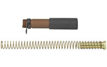 LBE AR Pistol Buffer Tube KIT BRN PBUFKT-WB