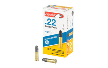 Aguila 22Lr SV SP 40 Grain Weight 50/5000