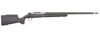 "Christensen Arms ELR 33Nos Blk/Gry 26"" MB"
