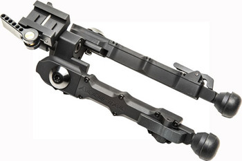 "Accu-Tac Bipod Bolt Rifle BR4 5.3""-6.75"" Aluminum"