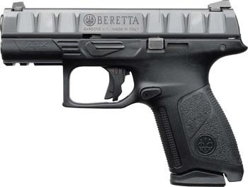 "BERETTA BERETTA APX CENTURION 9MM 3.7"" FS 15-SHOT BLACK POLYMER"
