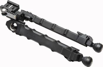 """Accu-Tac Bipod Large Rifle  LR 10 7""""-11.5"""" Aluminu"""