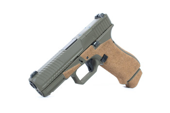 Agency Arms G19X Peacekeeper OD Green 2-Tone  AOS