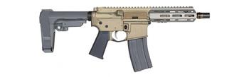 Q Sugar Weasel 300Blk 7 Pistol SW300BLK7PISTOL