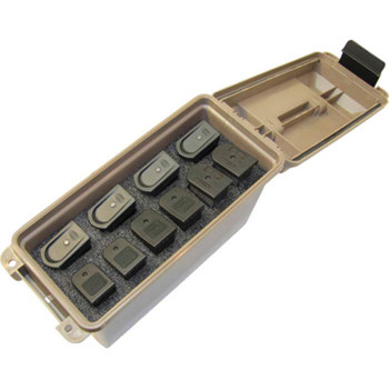 MTM Tactical Magazine CAN Dark Earth Holds 10 DS H