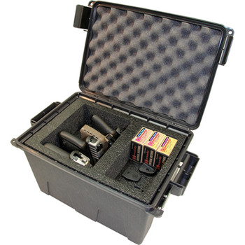 MTM TACTICAL PISTOL 4 GUN CASE