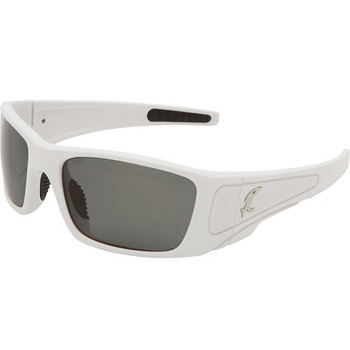 Vicious Vision Vengeance White Pro Series Sunglasses-Gray