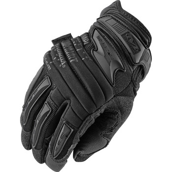 Mechanix M-Pact 2 Covert Glove Heavy Duty Protection Blk Sm
