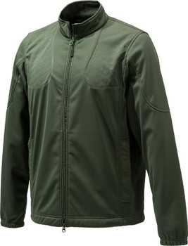 Beretta Men's Active Fleece Jacket Large Green