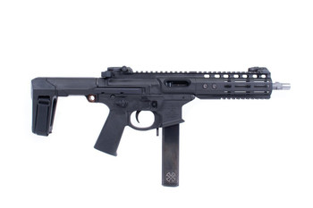 Noveske Space Invader Pistol Qbrace 9MM 8.5""